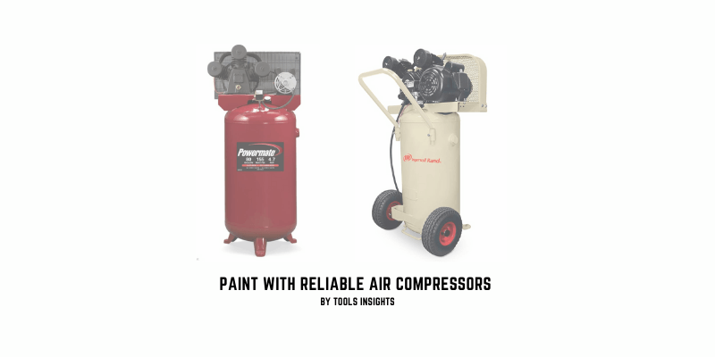 Best air compressors for painting 2