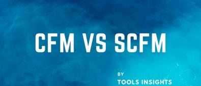 CFM vs SCFM for Air Compressors