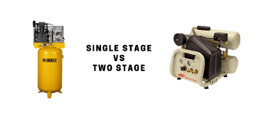 Single Stage Vs Two Stage Compressors