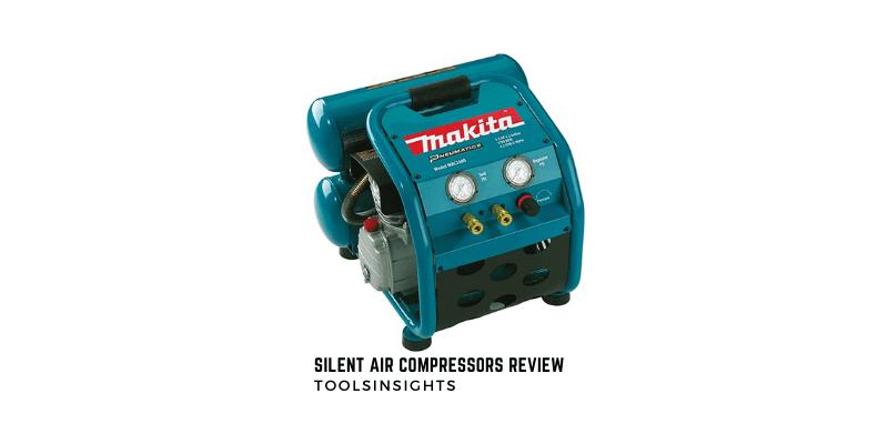 best quietest air compressors