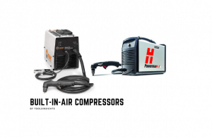 Best plasma cutter built in air compressors