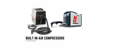 Best plasma cutter built in air compressors
