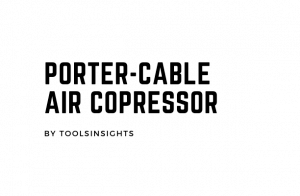 Porter-Cable Air Copressor
