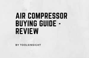 Air compressors buying Guide 2