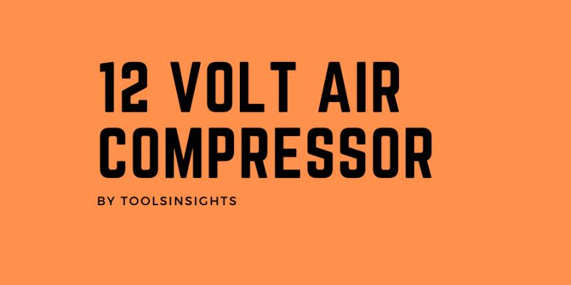 12 volt air compressors 2